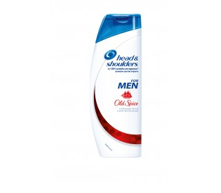 Шампунь HEAD AND SHOULDERS for Men Old Spice, 400 мл
